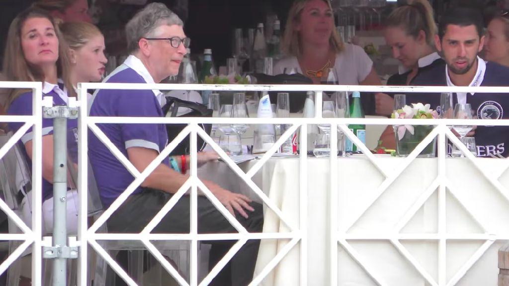 Nassar Sudah PDKT dengan Bill Gates, Calon Mertuanya