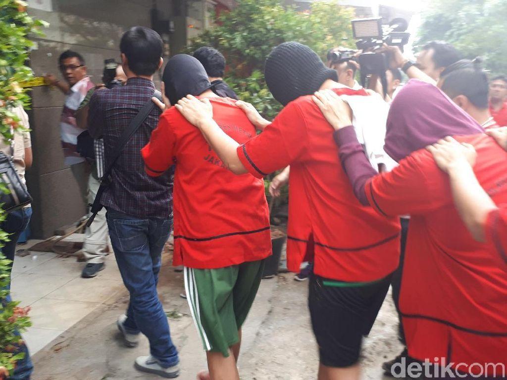 Polisi Gelar Olah TKP Kasus 51 Pria Diduga Gay di Harmoni