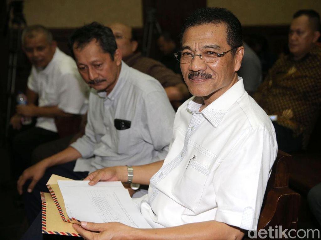Siap Dikonfrontasi dengan Siapa Pun, Gamawan: Saya Bersih Kok