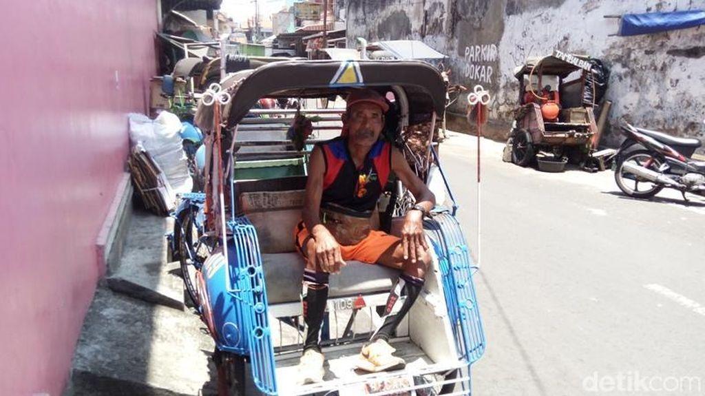 Ini Dia Benda yang Wajib Dibawa Kakek Darmiyanto saat Lari di Chile