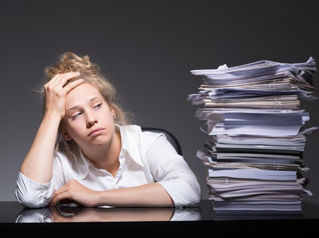 Stres di Tempat Kerja? Lakukan Cara Sederhana Ini Untuk Mengatasinya