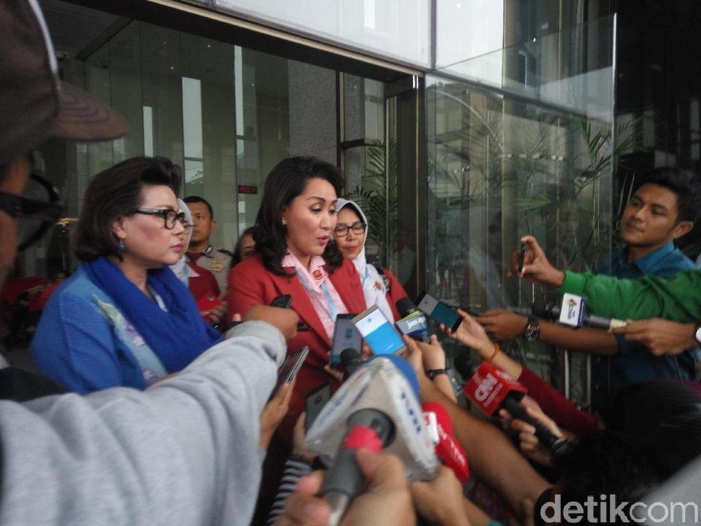 KPK Berharap Istri Pejabat Bisa Tularkan Antikorupsi ke Suami