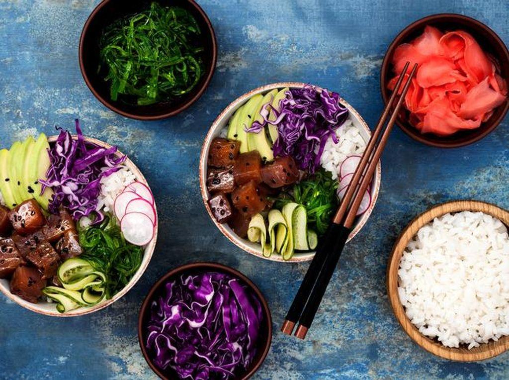 Yuk, Makan Malam Sehat dengan Poke Bowl di 4 Tempat Ini