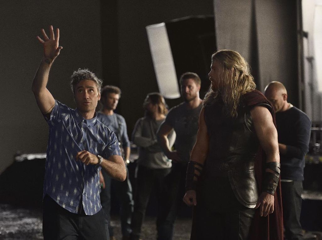 Taika Waititi Bocorkan Cerita Thor: Love and Thunder