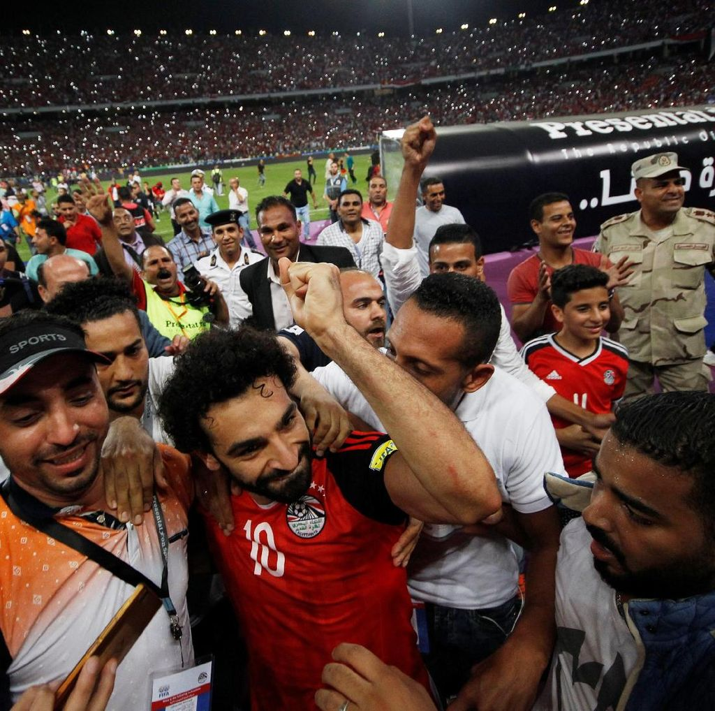 Bawa Mesir Ke Piala Dunia, Salah Diabadikan Jadi Nama Sekolah