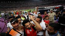 Saat Doa Komentator Iringi Mesir Lolos ke Piala Dunia