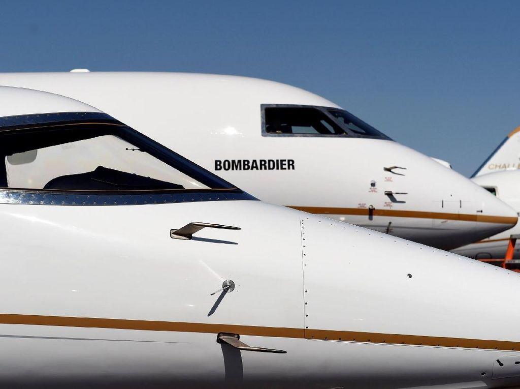 Rekam Jejak Bombardier, Produsen Pesawat yang Tersangkut Suap Garuda