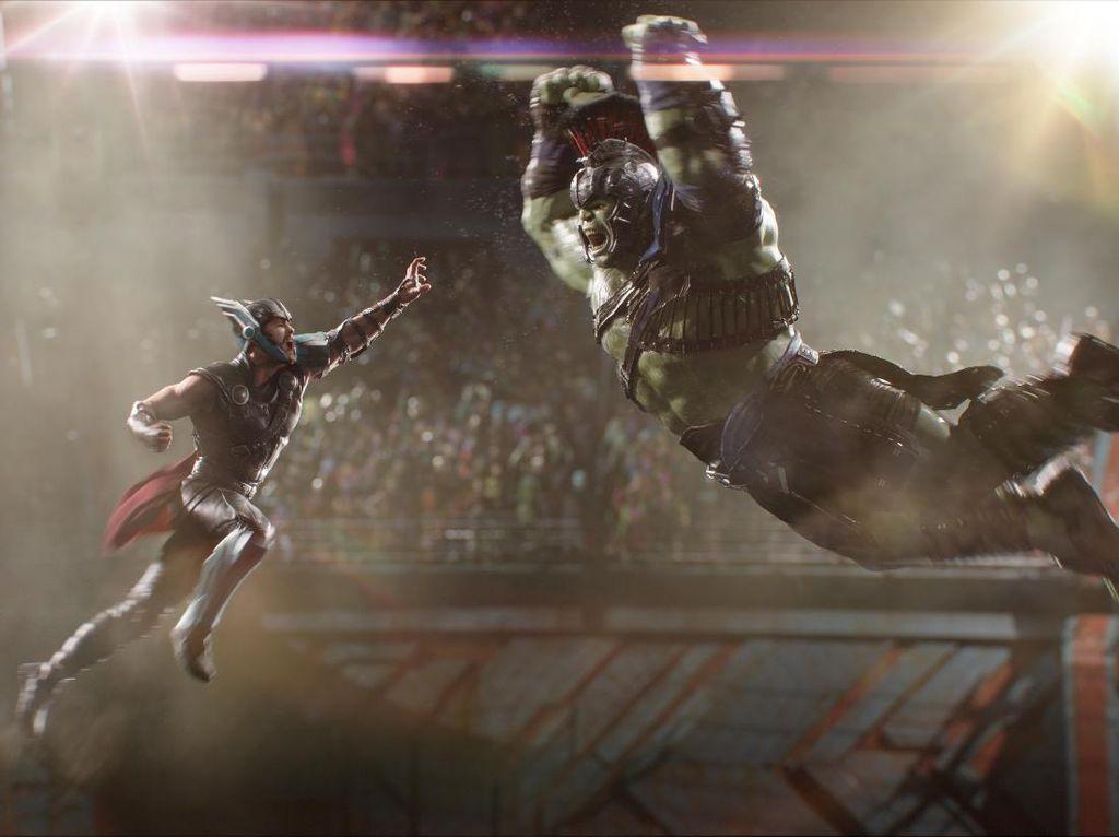 Thor: Ragnarok Rajai Box Office, Tembus Pendapatan $100 Juta
