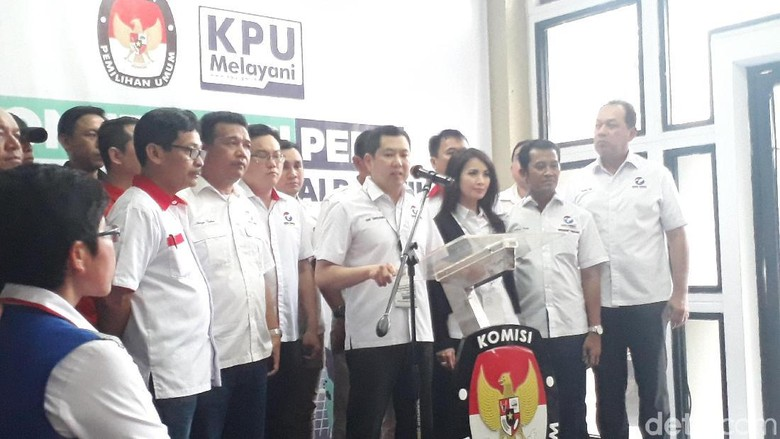 Hary Tanoe: Kami Dukung Pemerintahan Jokowi