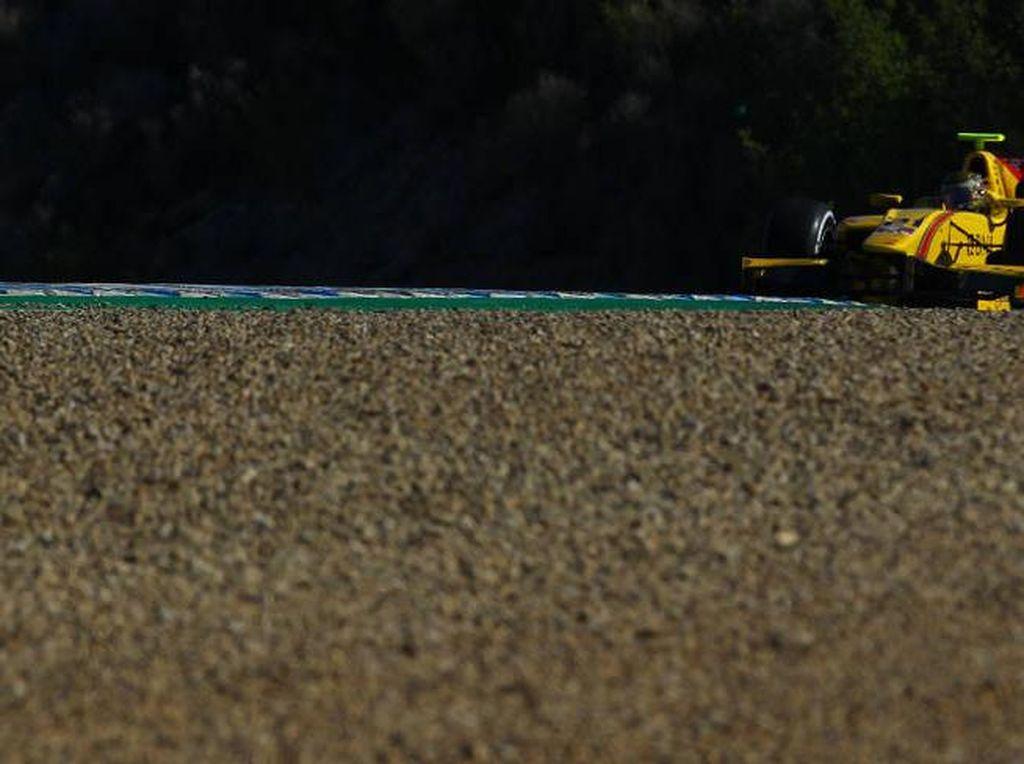Sean Tanpa Poin di Jerez