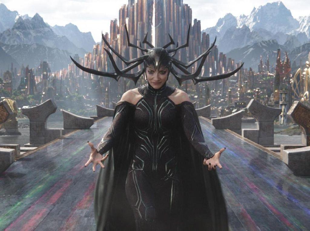Thor: Ragnarok Bukan Film Favorit Cate Blanchett