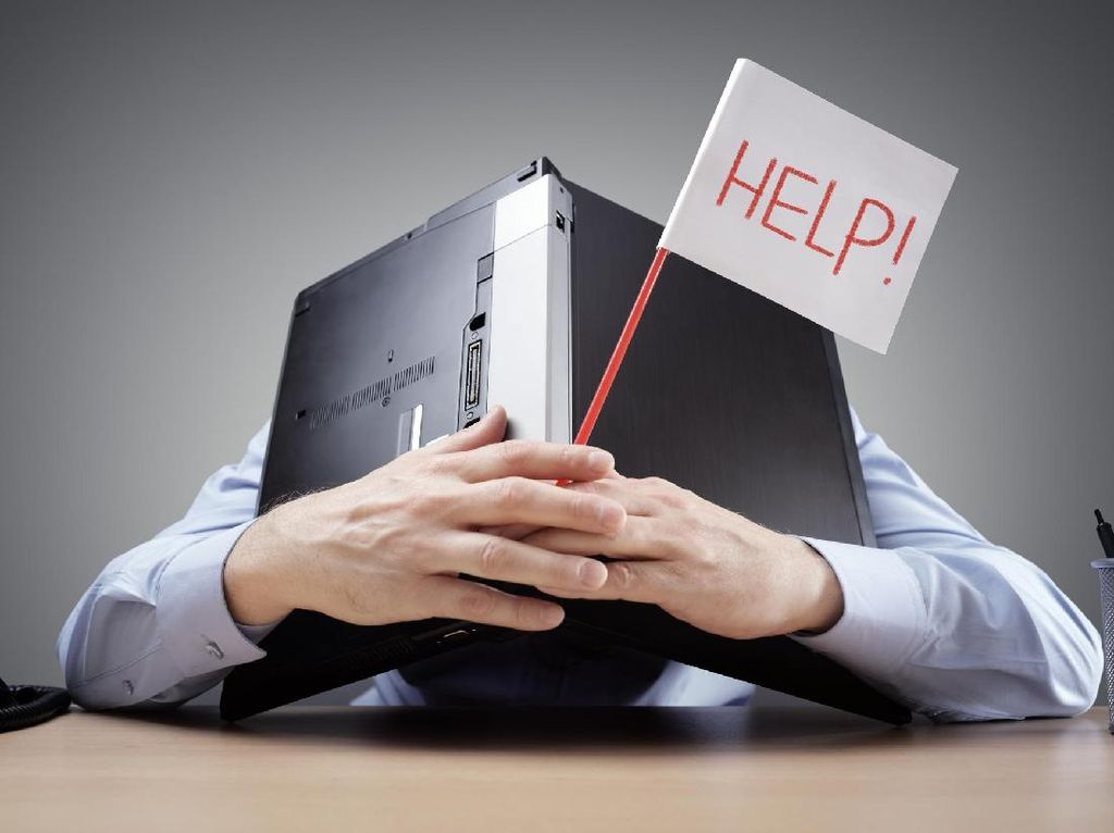 8 Ciri Kamu Mengalami Burnout karena Pekerjaan