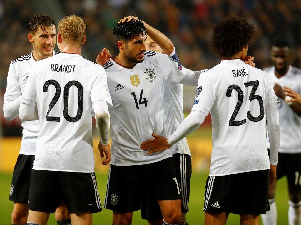 Inggris Jadi Ujian untuk Skuat Coba-Coba Jerman