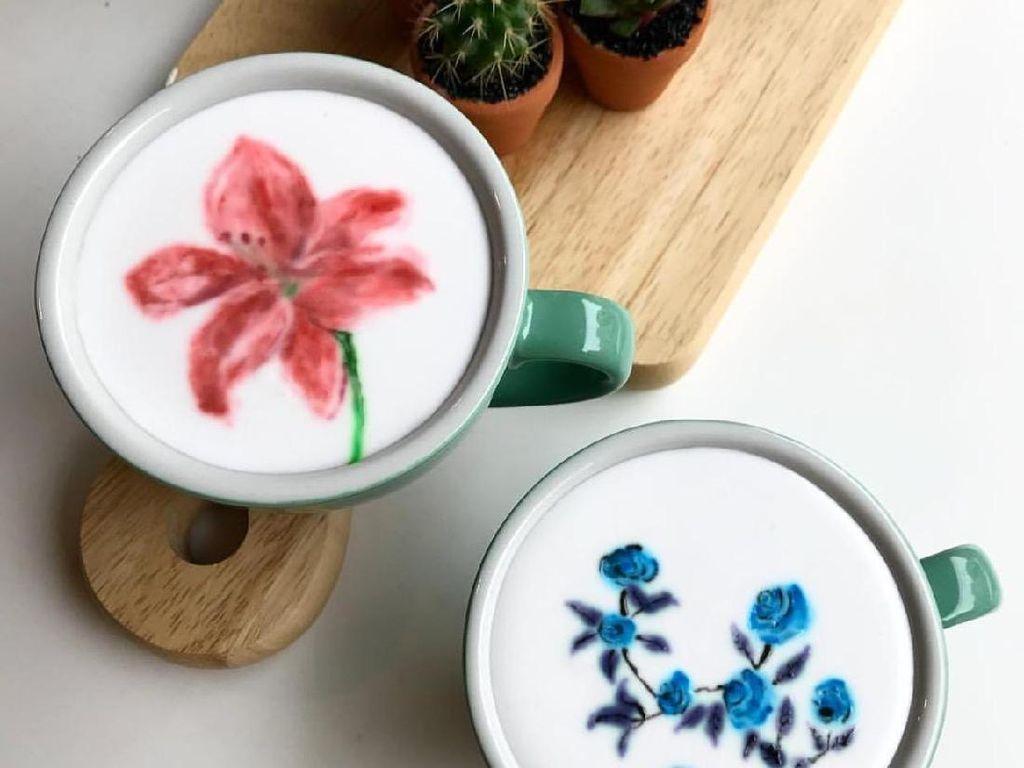 Selamat Pagi! Bangkitkan Semangat dengan 5 Latte Art Cantik di Cangkir Kopi Anda