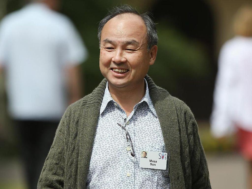 Perjuangan Orang Terkaya Jepang Hadapi Krisis di Tengah Pandemi (2)