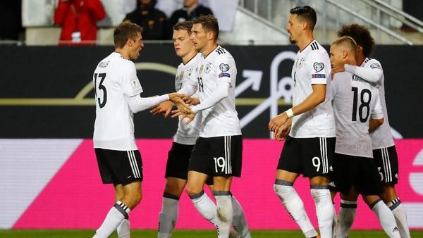 Jerman Sempurna di Kualifikasi, Loew Enggan Jemawa