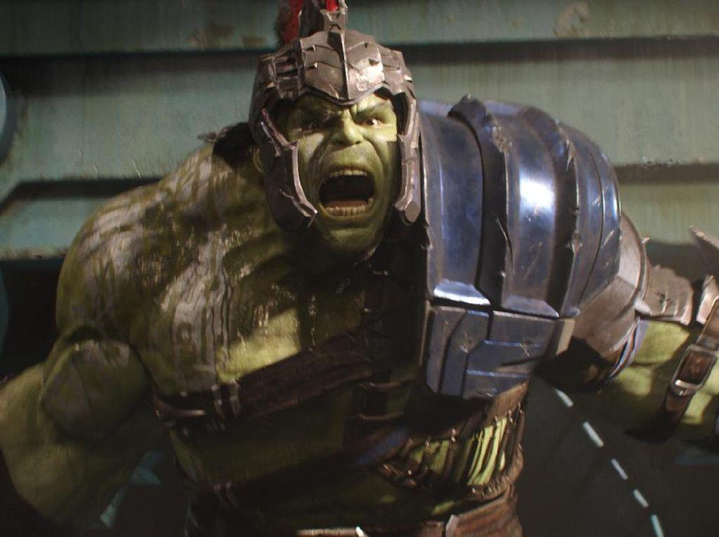 Bruce Banner Tak Lagi Jadi Hulk Terkuat