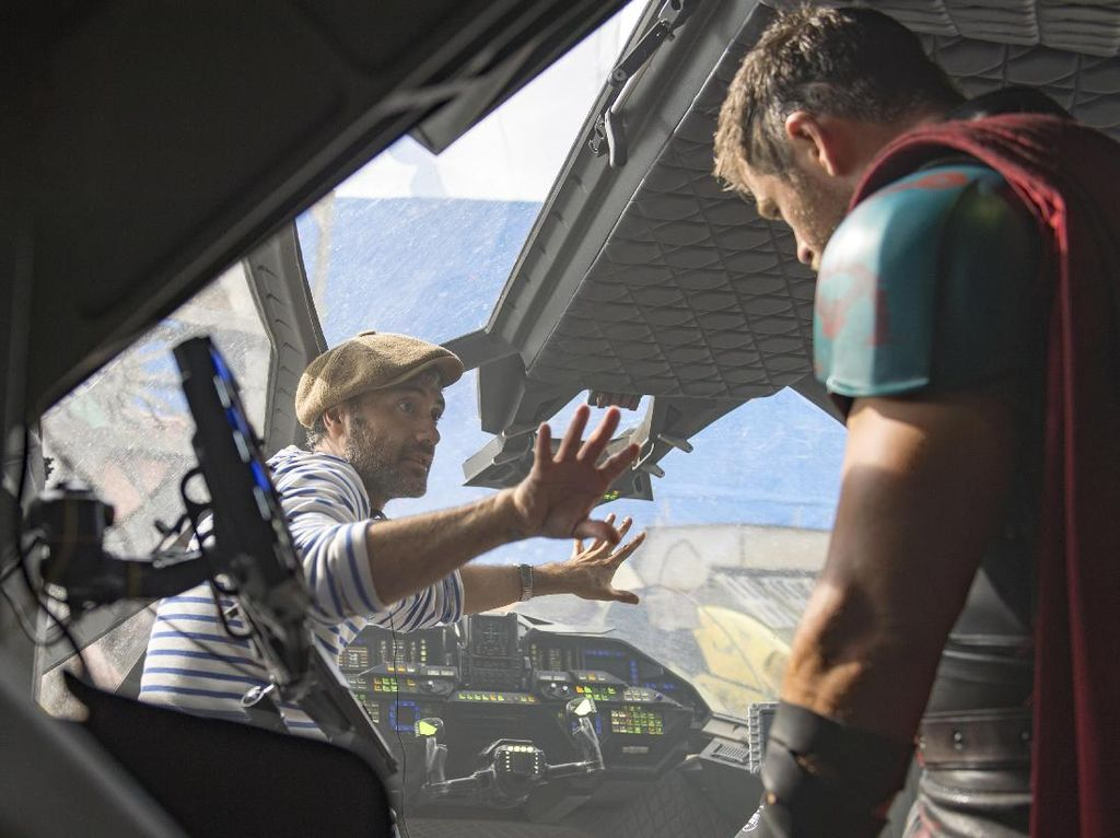 Thor: Ragnarok, Perwujudan dari Mimpi Taika Waititi