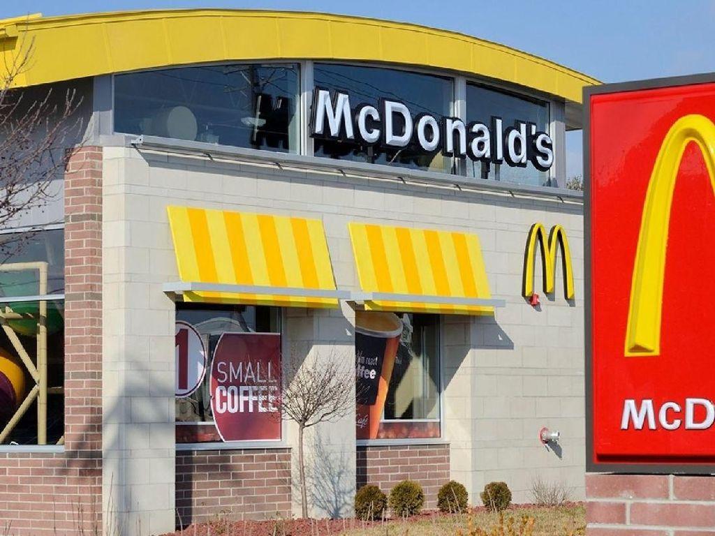 McDonalds Tutup Seluruh Gerai di Inggris dan Irlandia