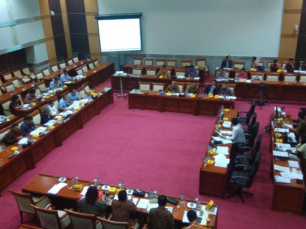 Komisi I DPR Setujui RUU Perjanjian Ekstradisi RI-China