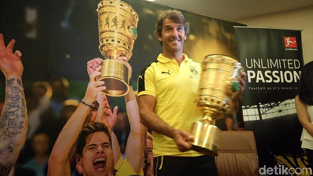 Cerita Sang Legenda Dortmund yang Salut dengan Suporter Indonesia