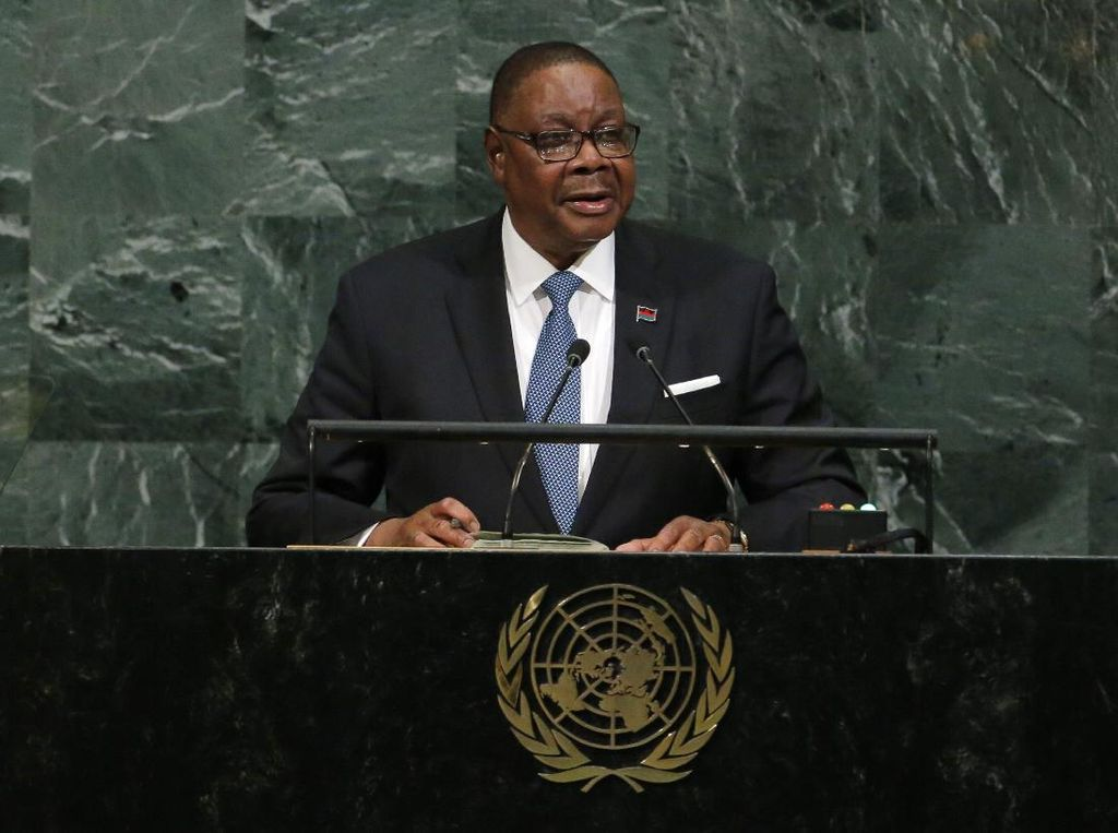Warga Malawi Tolak Lockdown: Kami Bisa Mati di Dalam Rumah