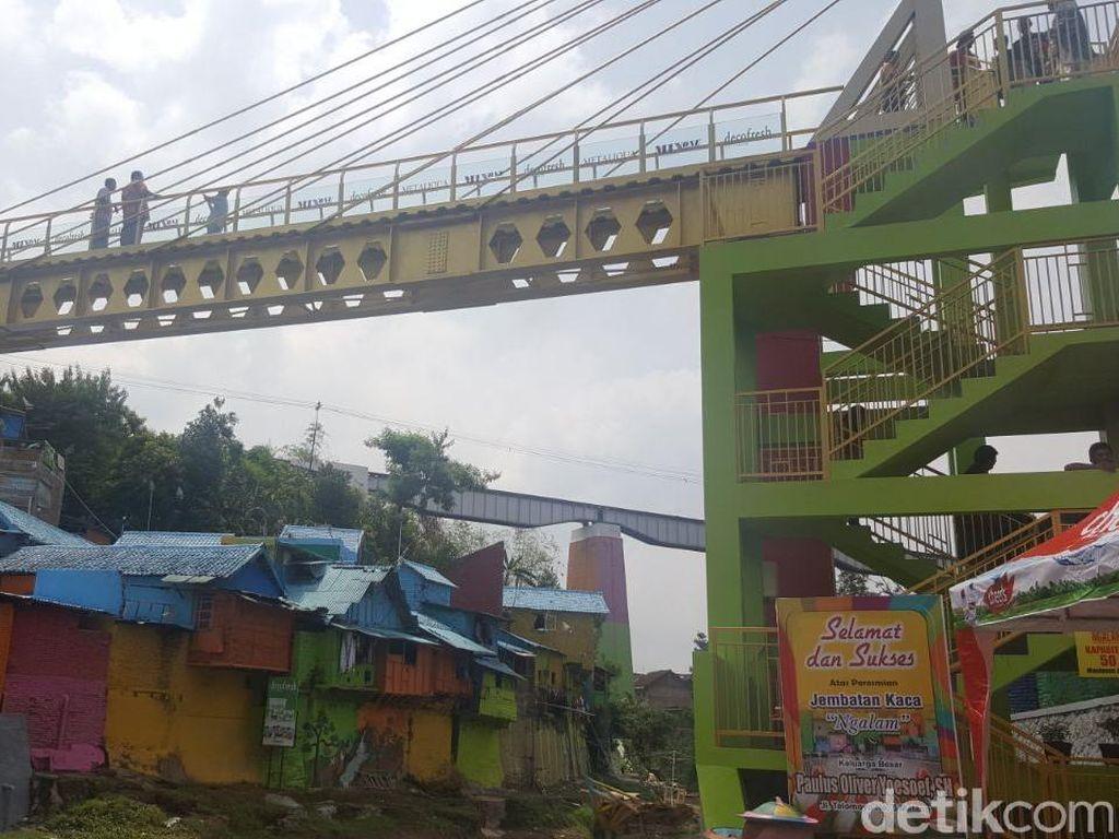 Jembatan Kaca Ini Rancangan Mahasiswa UMM