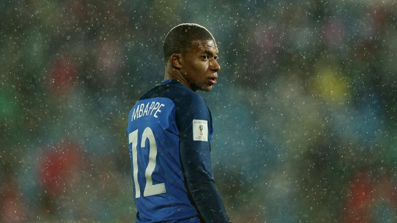 Mbappe Dinilai Lebih Profesional daripada Messi Muda
