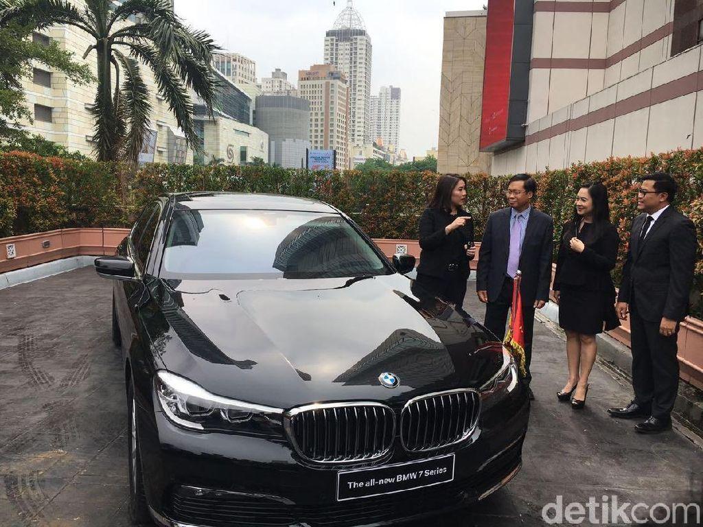 Mobil Mewah BMW untuk Para Diplomat