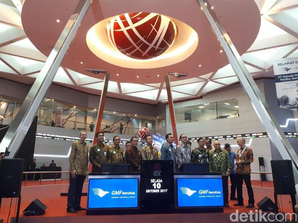 IPO Rp 1,2 Triliun, Bengkel Pesawat Garuda Ekpansi ke Luar Negeri