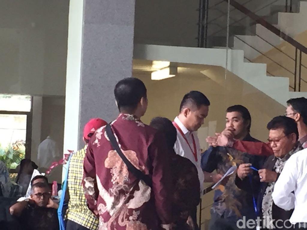 Kasus Suap Bakamla, KPK Panggil Anggota DPR Fayakhun
