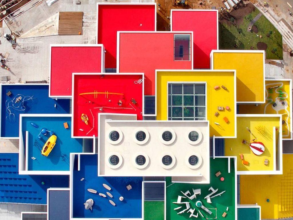 Yang Lain Tutup Dihantam Corona, Lego Malah Buka 120 Toko Baru