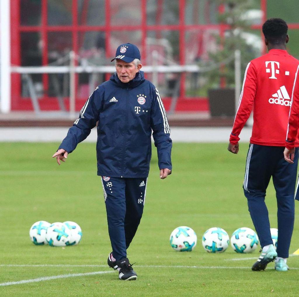 Heynckes Siap Bawa Bayern Kembali ke Jalur Kemenangan
