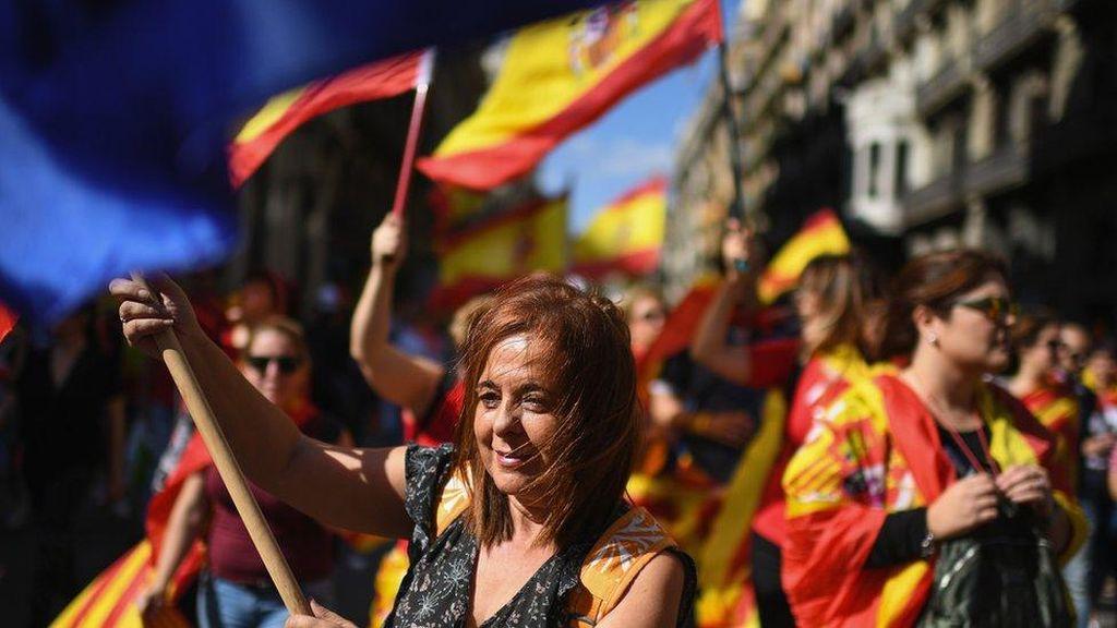 Akankah Catalunya Memutuskan Kemerdekaan dari Spanyol Hari Ini?
