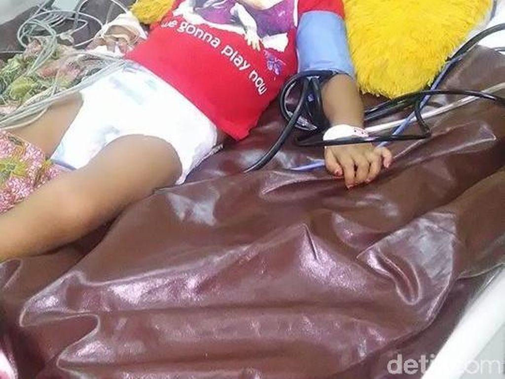 5 Hari Pasca-Imunisasi MR, Bocah 2 Tahun di Garut Tidak Bisa Jalan