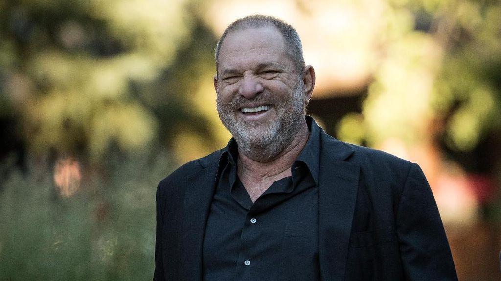 Harvey Weinstein Didepak dari BAFTA dan Oscar
