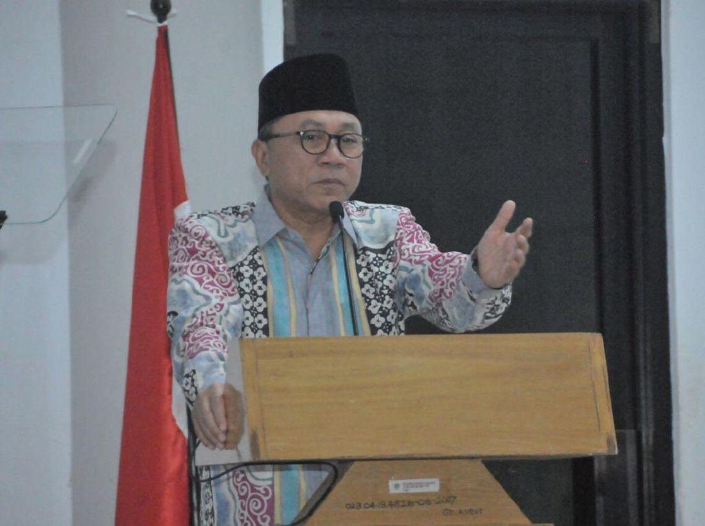 Soroti OTT Kepala Daerah, Ketua MPR: Ada yang Harus Dibenahi
