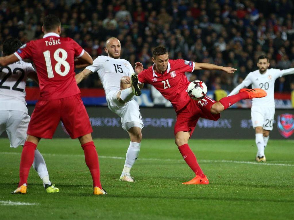 Serbia Amankan Tiket Piala Dunia 2018, Irlandia Depak Wales