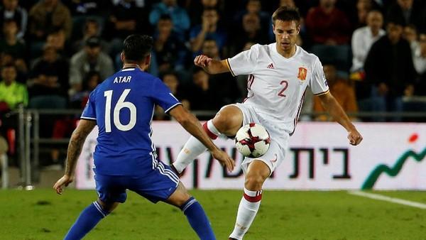 Spanyol Akhiri Kualifikasi dengan Kemenangan atas Israel