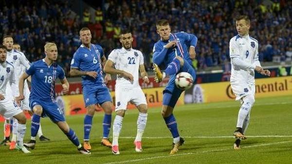 Lolos ke Rusia, Islandia Bakal Debut di Piala Dunia