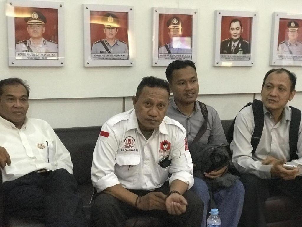 Meringankan Jonru, Mantan Karyawan Beri Kesaksian ke Polisi