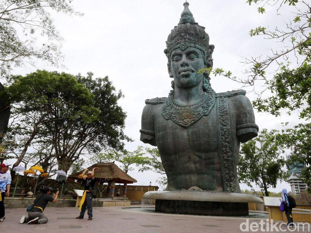 Selesai Agustus, Garuda Wisnu Kencana di Bali Tahan Gempa & Punya Museum