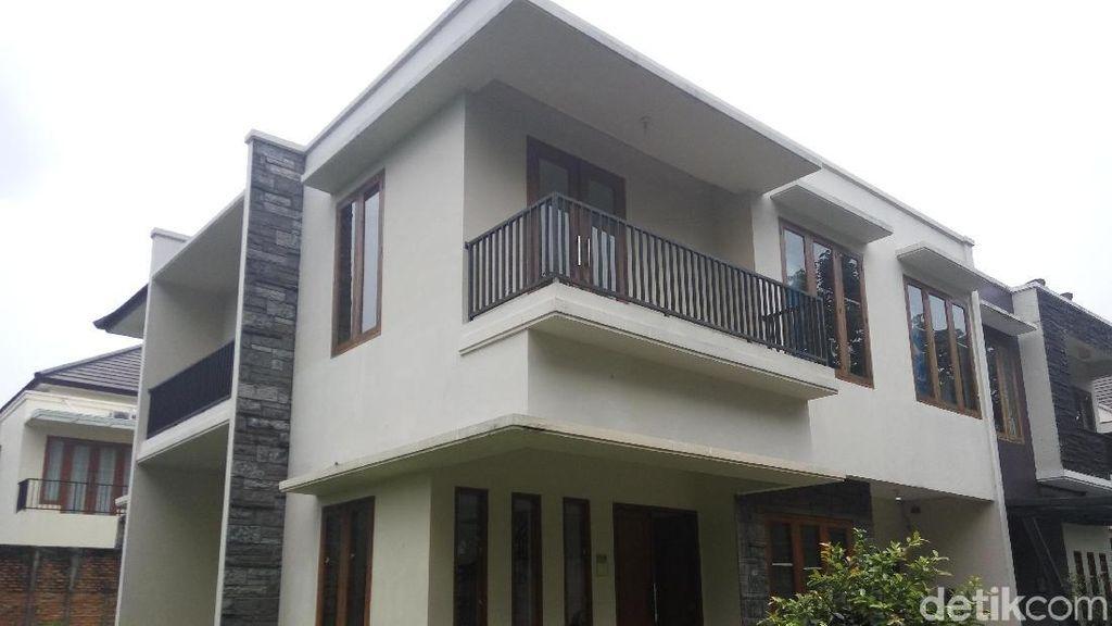 Sudut-sudut Rumah Rp 2 M Luthfi Hasan yang akan Dilelang KPK