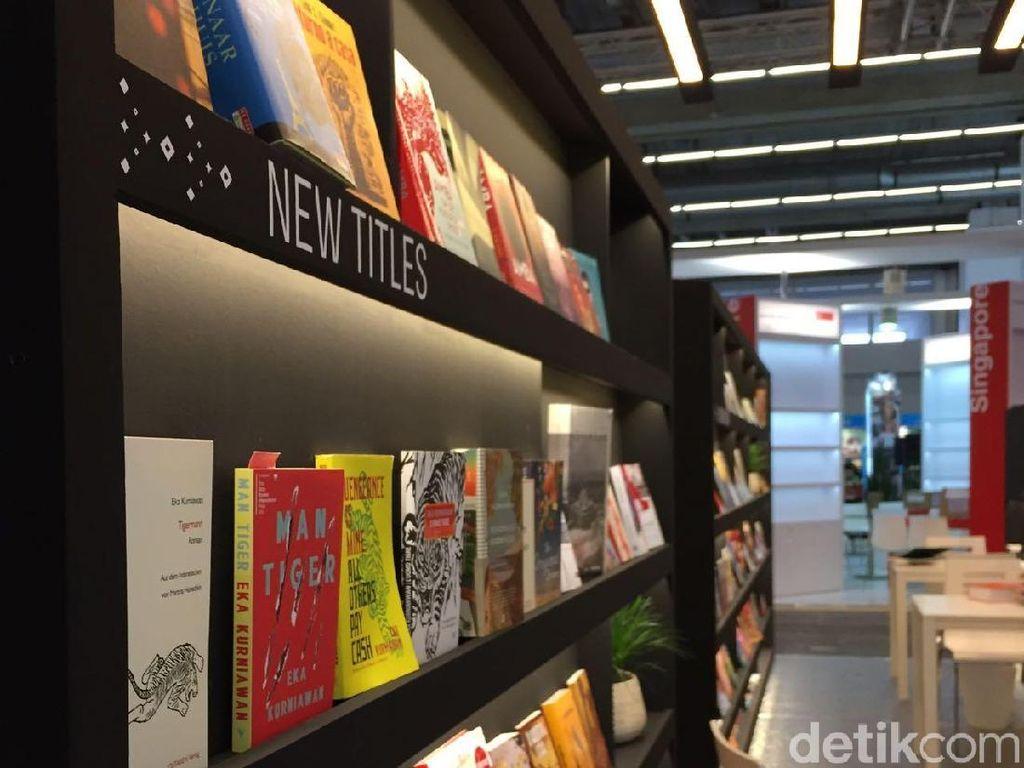 Masalah Dunia Buku Bukan Platform tapi Minat Baca