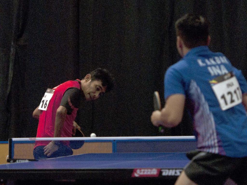 Pelatnas Asian Para Games 2018 Belum Mulai, David Jacos Latihan Mandiri