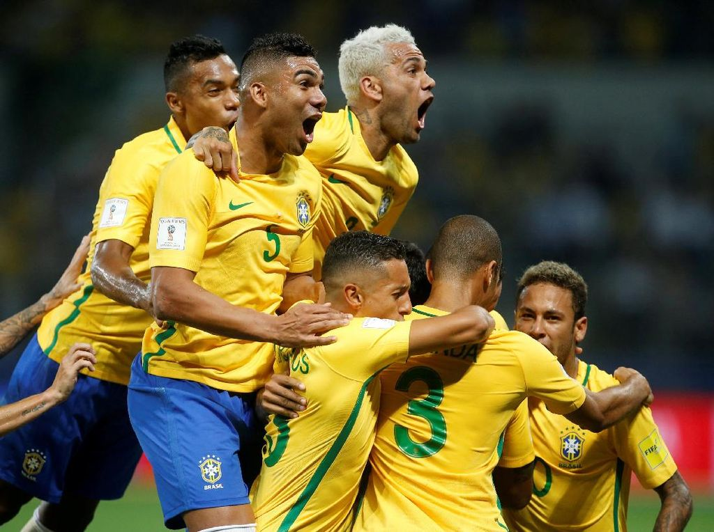Brasil, Argentina, dan  Wakil-wakil Amerika Latin Lainnya di Piala Dunia 2018