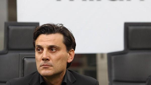 Montella: Ekspektasi terhadap Milan Terlalu Tinggi