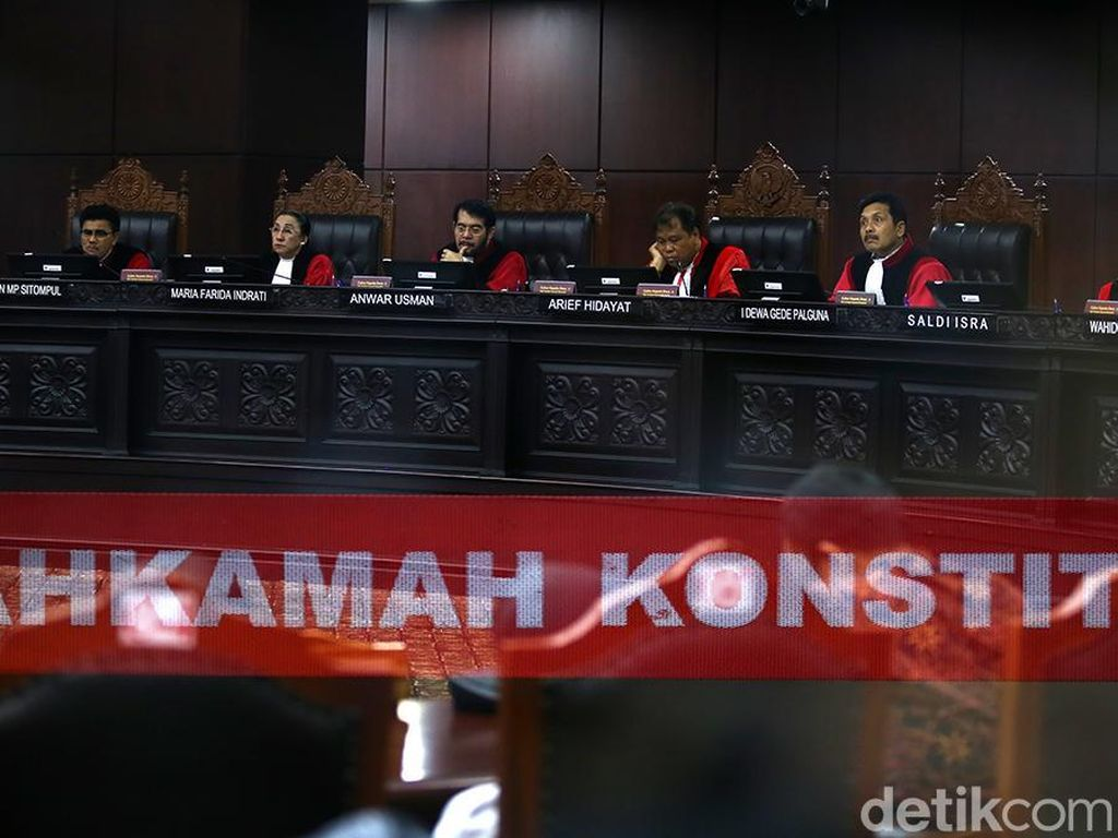 MK Perintahkan Pilkada Indragiri Hulu Riau Diulang di 1 TPS