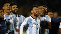 Messi: Gila Kalau Argentina Tak Lolos ke Piala Dunia