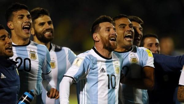 Messi Sudah Penasaran Siapa Saja yang Akan Jadi Lawan Argentina